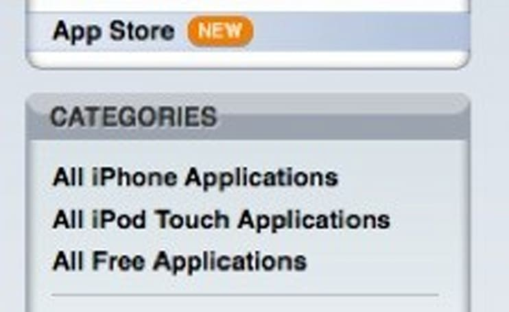 RSS feeds for the App Store