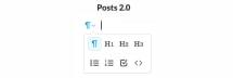Slack Posts 2.0 explains big ideas without sending more emails