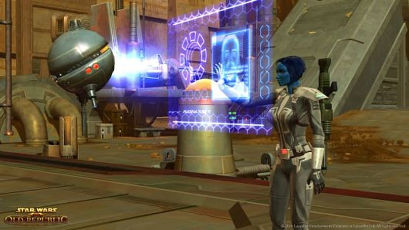 Star Wars: The Old Republic pits the Jedi Consular against the Imperial Agent