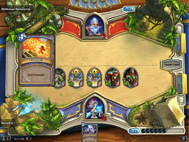Hearthstone: Heroes of Warcraft arrives on iPad with zero compromises