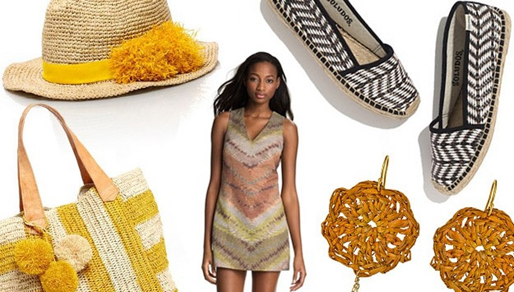 The Trend Report: Get Radical With Raffia