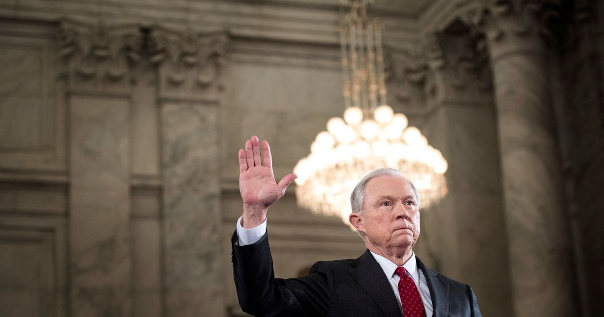 Jeff Sessions Blames Bad Apples For Police Abuse. He Should Read These DOJ Reports.