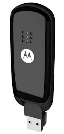 Motorola prepping 4G USB modem for LTE networks, doesn't say which ones
