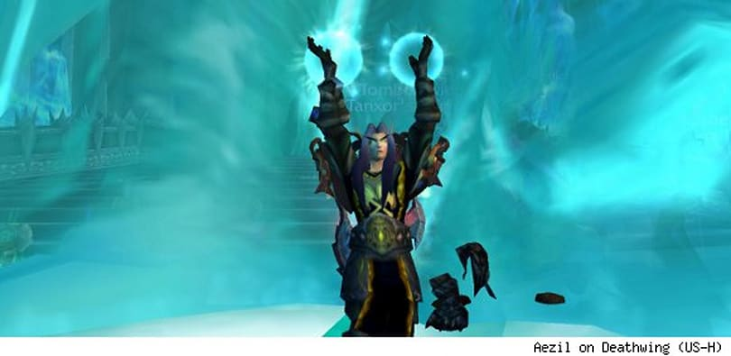 The Light and How to Swing It: Gearing a new level 80 ret paladin