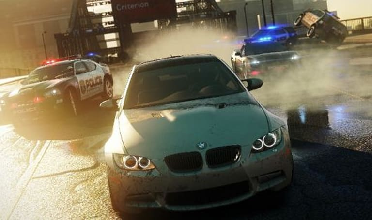 Need for Speed: Most Wanted is a secret return to Paradise