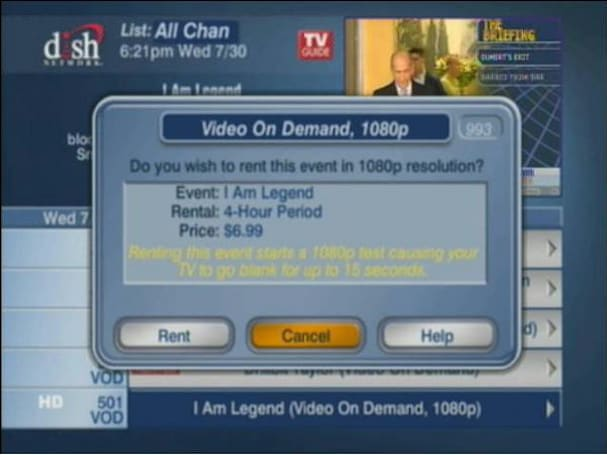 DISH Network 1080p VOD preview
