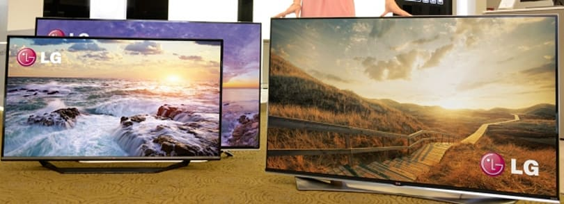 Yes, LG will have new 4K TVs at CES next week