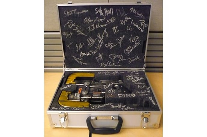 Autographed Dead Space gear auctioned for Japan relief
