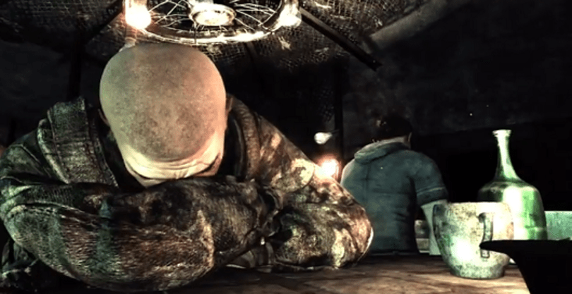 Metro: Last Light's Genesis trailer is sad, cheer up with free 2033