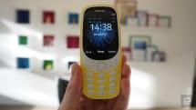 回来了!Nokia 3310 真的回来了
