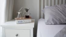 ドリップコーヒーの香りで起こす目覚まし『Barisieur』出資募集中。ベッドサイドで淹れたてを楽しめて紅茶にも対応