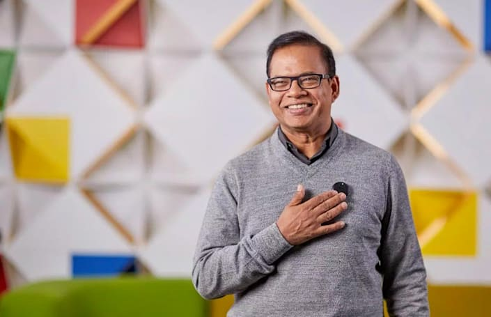 Google experimented with a Star Trek-style Communicator badge