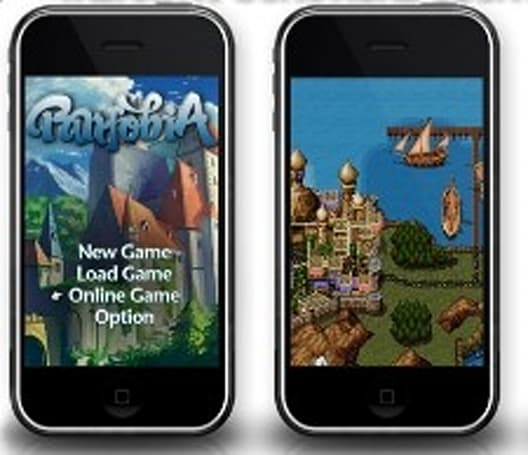 Italian company plans RPG for the iPhone