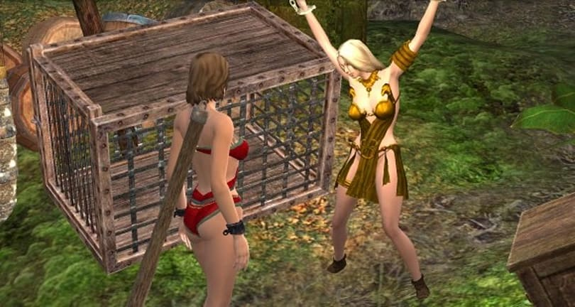 The Daily Grind: Are MMOs too over-sexualized?