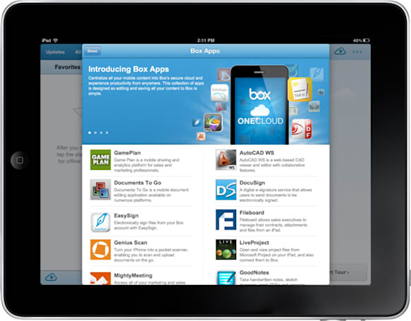 Box OneCloud learns from Dropbox and iCloud, allows simpler document editing on-the-go (video)