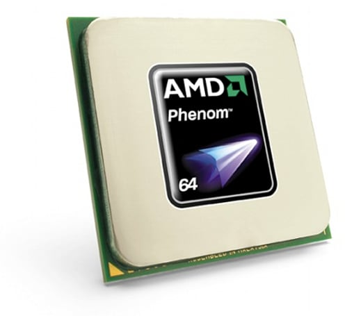 "AMD launches ""unlocked"" Phenom 9600 Black Edition CPU"