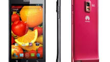 Huawei outs super-thin Ascend P1 S smartphone, raised entirely on fruit and veg (updated: official!)