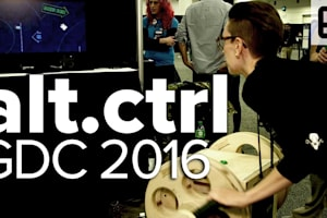 Alternative Controllers: GDC 2016