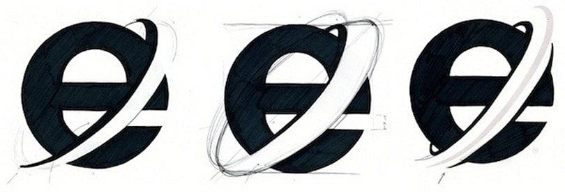 Everything you wanted to know about the Internet Explorer logo but were afraid to ask