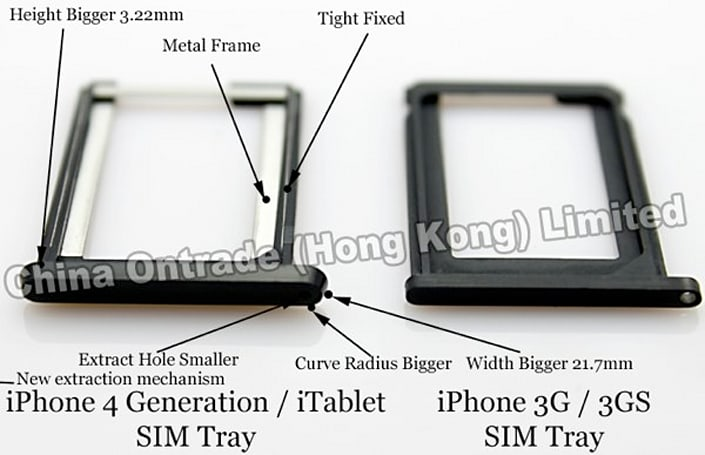 Apple Tablet rumor roundup: NYT speaks of 'impending Apple slate,' new SIM tray leaks (video)