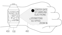 Samsung smartwatch concept turns your hand into a display