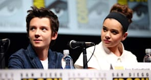 Asa Butterfield & Hailee Steinfeld on 'Ender's Game,' Tear-Inducing Pranks, and the Harrison Ford Moment They'll Never Forget