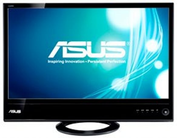 ASUS debuts, showcases new 3D and IPS-based Designo displays