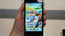 Huawei Ascend G700 hands-on