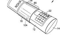 Nokia has a laugh with cylindrical cellphone patent application