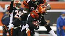 Cincinnati Bengals to broadcast preseason games in HD, four fans celebrate uncontrollably