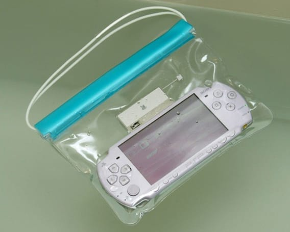 The PSP Cyber Case 2: let's just say that we're not enthused