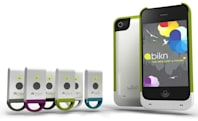 BiKN for iPhone now available: Smart case and tags keep you and your stuff together