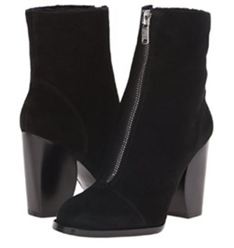 Marc by Marc Jacobs Jackson Half Moon Bootie