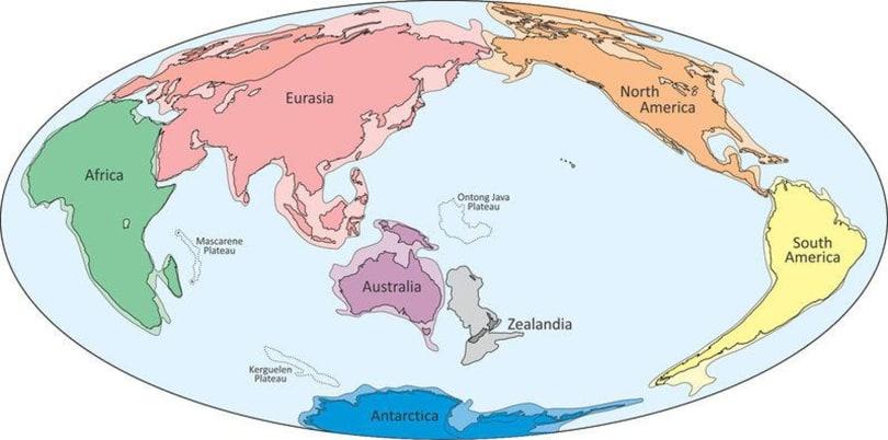 在太平洋下,原来还藏着一片大陆