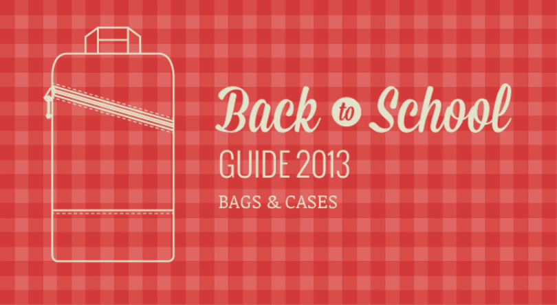 Engadget's back to school guide 2013: bags and cases