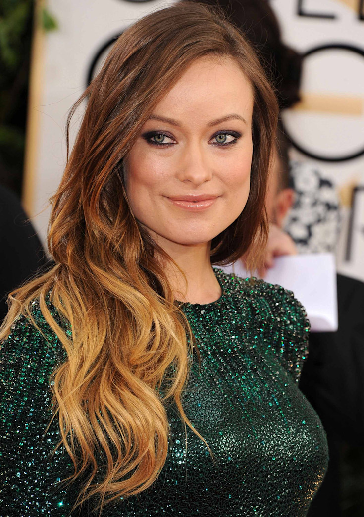 Get the look: Olivia Wilde's sexy smoky eye at the 2014 Golden Globes