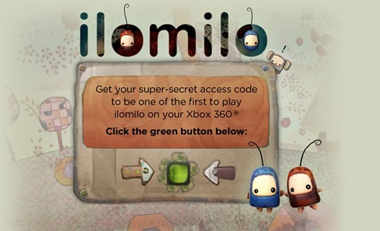 Get early access to ilomilo on Xbox Live ... right now!