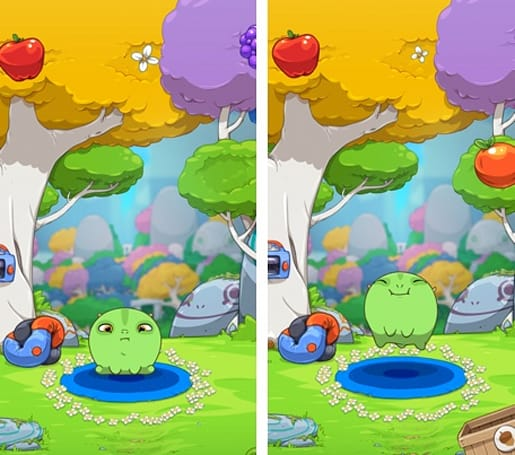 Say hello to Hatch and Fugu, your new virtual pet friend