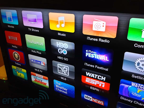 Apple TV gains Major League Soccer and Disney Junior channels