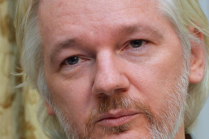 UN group says Assange should be allowed to walk free