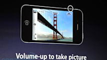 Apple iOS 5 adds instant camera access from lock screen and shutter release to volume-up button