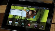 BlackBerry 4G PlayBook coming to Sprint network this summer, obviously 4G compatible