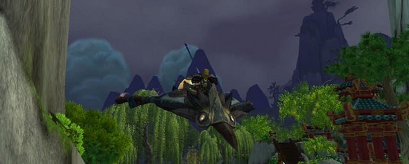Lichborne: The DPS presence issue in Mists of Pandaria