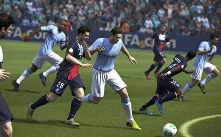 PSN Tuesday: FIFA 14, Girl Fight, free Rayman Origins on PS Plus