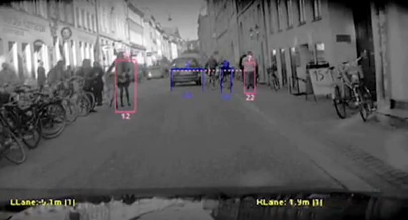 Volvo S60 features pedestrian tracking, ten years too late for Lizzie Grubman