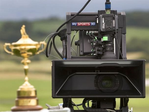 Sky 3D channel comes home October 1 with Ryder Cup, EPL, movies and more