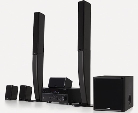 Yamaha YHT-697 home theater in a box brings AirPlay, iPad connectivity to the masses