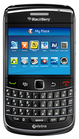 Telstra brings BlackBerry Bold 9700 into the fold