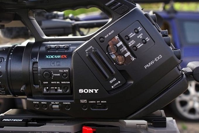 Sony's PMW-EX3 camcorder gets reviewed