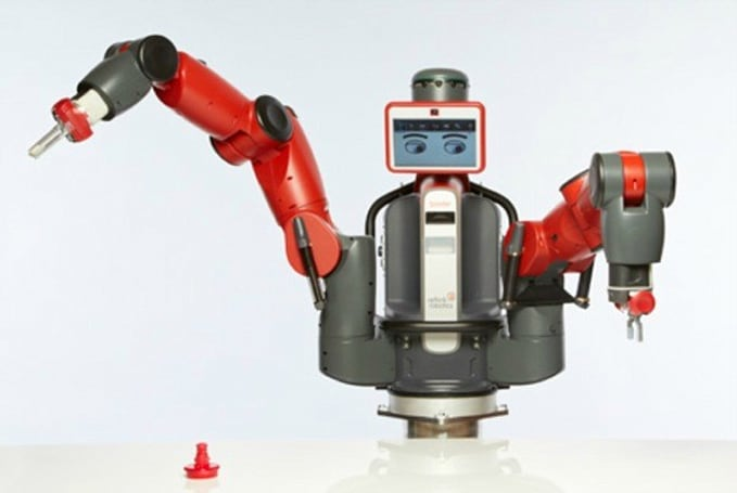 Rethink delivers Baxter the friendly worker robot, prepares us for our future metal overlords (video)